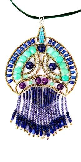 15 bijuterii absolut superbe, pentru femei romantice: Pandantiv Ziio model 2