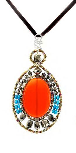 15 bijuterii absolut superbe, pentru femei romantice: Pandantiv Ziio model 3