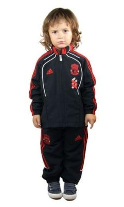 15 hainute pentru fetite si baieti: Trening copii Adidas FC Liverpool