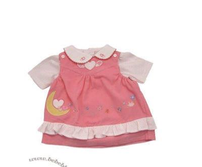15 Hainute de vara irezistibile pentru copilul tau: Costumas rochita roz