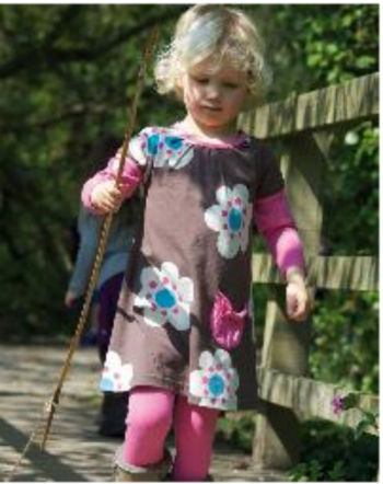 15 Hainute de vara irezistibile pentru copilul tau:  Rochita inflorata