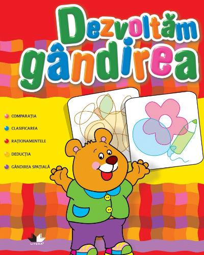 10 Carti educative pentru cel mic: Dezvoltam gandirea