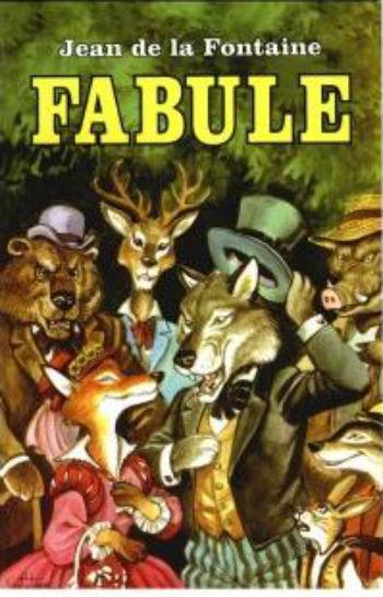 10 Carti educative pentru cel mic: Fabule-  LaFontaine