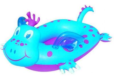 10 Accesorii de plaja ideale pentru copii: Barcuta gonflabila Dragon