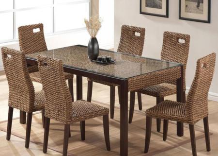 25 de modele de scaune si mese pentru sufrageria ta: Masa si scaune sufragerie