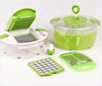 Reinoieste-ti bucataria: 10 accesorii si ustensile moderne: Salad Chef