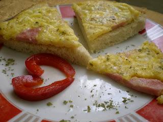 Mic dejun copios: 5 retete de omleta, Omleta la cuptor