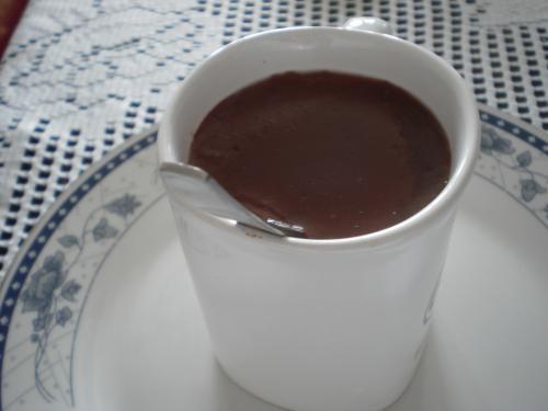5 bauturi calde de iarna: Ciocolata calda de casa