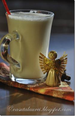 5 bauturi calde de iarna: Laptic Nochebuena