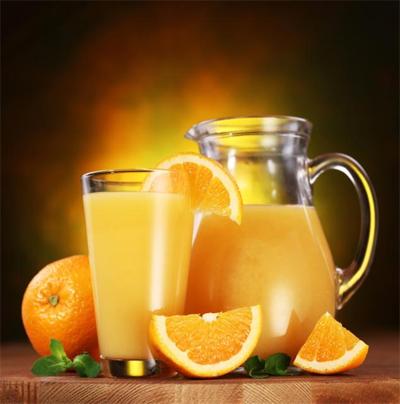 4 sucuri naturale care iti vor intari sistemul imunitar: Suc de portocale si grapefruit