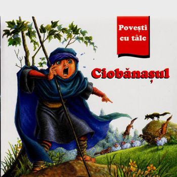 10 Carti de povesti captivante pentru cei mici: Ciobanasul - Povesti cu talc